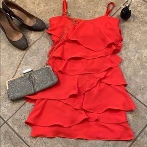 ✨BCBG MAXAZRIA✨poppy dress!